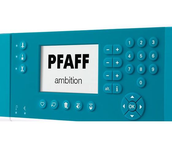 Ambition 620 lcd
