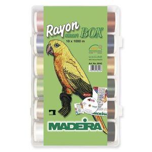 SMART BOX MADEIRA RAYON 18X1000 MT.