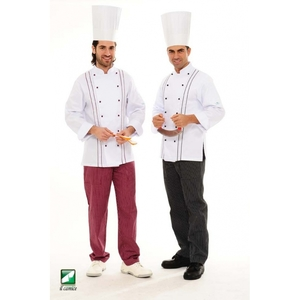 G1178 Giacca Cuoco Profilata