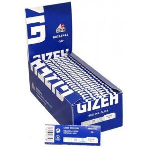 Cartine Gizeh original blu corte 50 pezzi