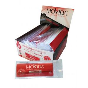 Cartine Movida lunga bianca 14 gr. 60 pezzi