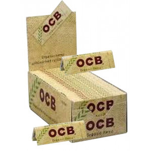 Cartine Ocb canapa corta 50 pezzi