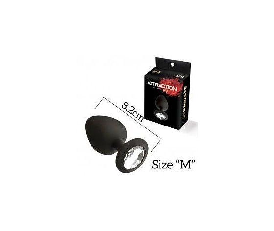 Plug silicone nero n%c2%b048 lt2171 1
