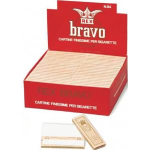 Cartine Bravo corta 100 pezzi