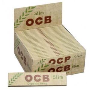 Cartine Ocb canapa lunga 50 pezzi