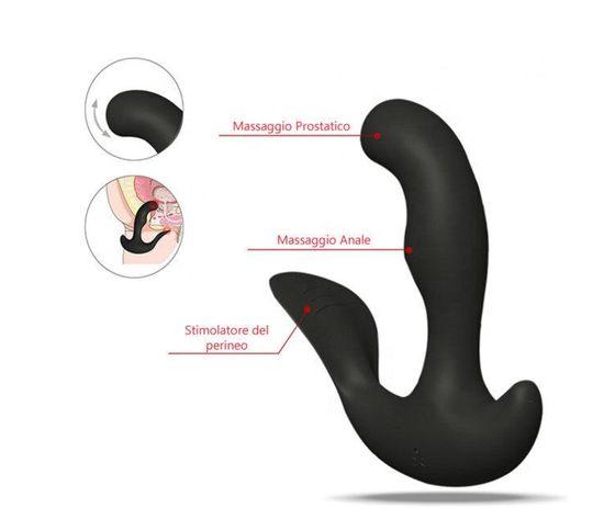 Stimolatore prostatico telecomandato 605 3