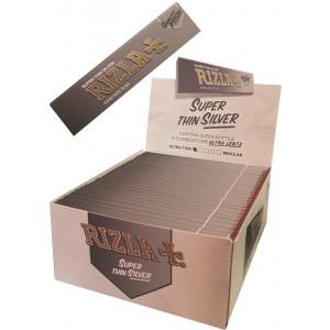 Cartine Rizla silver king size slim 50 pezzi