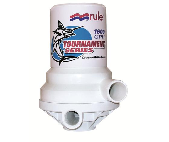 Pompa centrifuga dual port