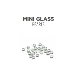 MINI GLASS PEARL BAD BASS