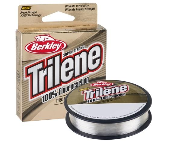 0127499 berkley trilene 100 fluorocarbon 50 mt 550