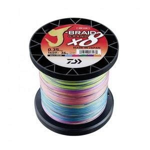 DAIWA J BRAID X8 1500 multicolor