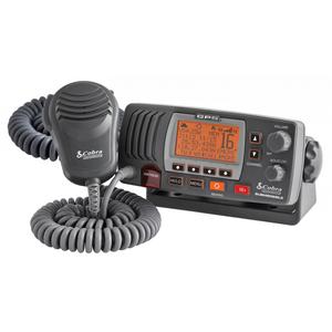 VHF COBRA  F77 NERO