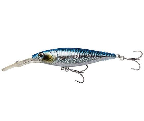 Wobler savage gear 3d mack stick dr 17cm 80g blue mackerel hr