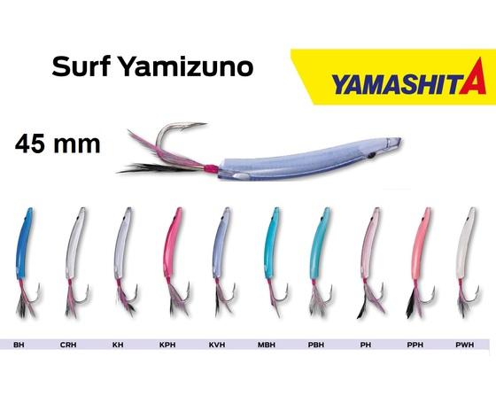 Yamashita unghietta surf yamikuno mis 45mm conf 2pz extra big 6692 385
