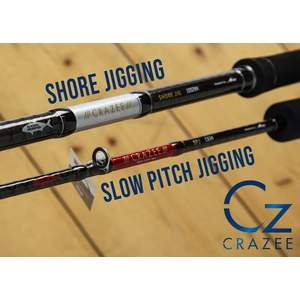 ATEC CRAZEE SHORE JIG LIMITED 1002XH