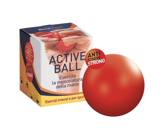 Active ball rossa strong