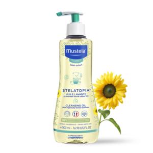 Gel detergente per pelle a tendenza atopica Mustela