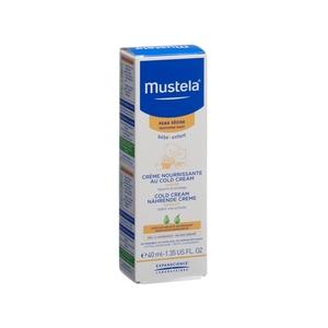 Crema nutriente alla cold cream Mustela