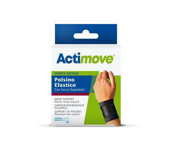 Actimove sports edition polsino elastico regolabile 1 pezzo