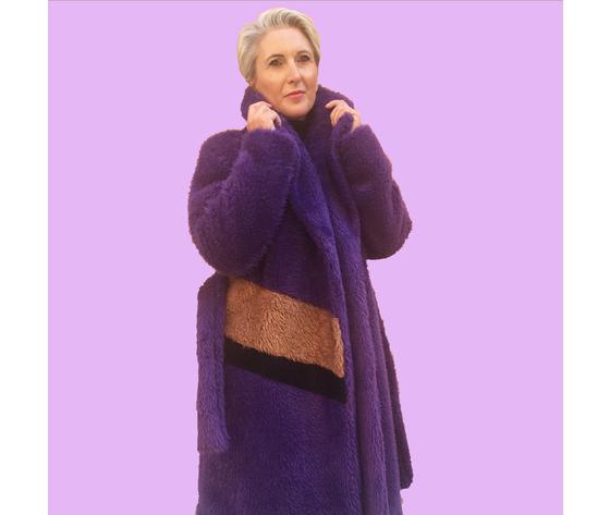 Cappotto lana pregiata