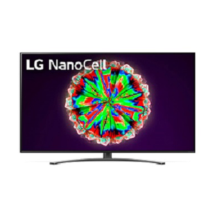 "TV NANOCELL 49"" LG 4K 49NANO813NA SMART TV EUROPA BLACK"