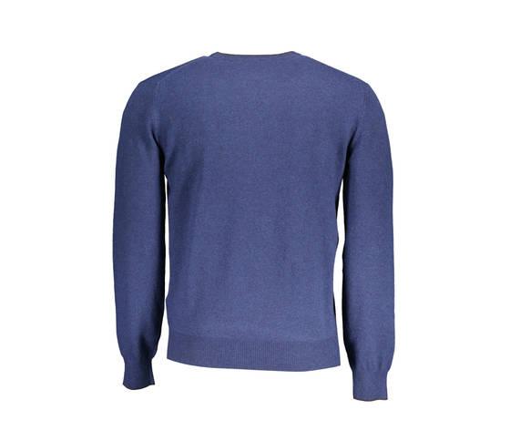 Harm blai maglione blu retro
