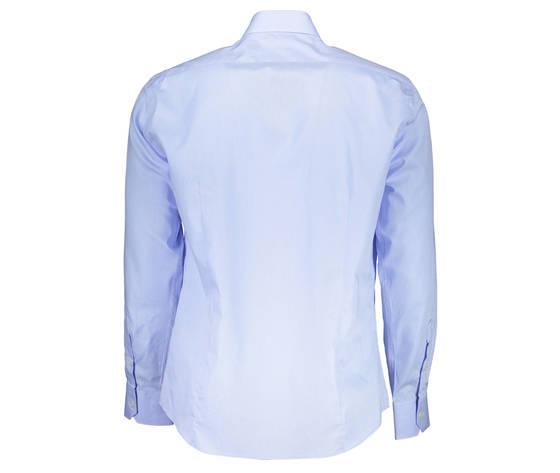 Camicia trussardi azzurra retro