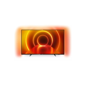 "TV LED 55"" PHILIPS 4K 55PUS7805/12 EUROPA BLACK"