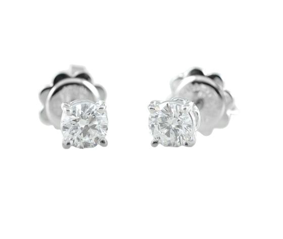 Orecchini punto luce gioielli valenza diamanti carati 066 f color gioielli valenza 27594 zoom removebg preview