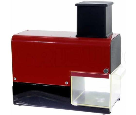 Grattugia elettrica new o m r a om 2900 ro da tavolo con rullo estraibile rossa 200w grattugia elettrica da tavolo new o m r a