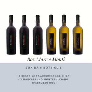 Box Mare & Monti