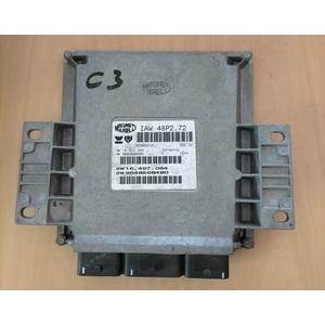 Centralina ECU 9648568480 CITROEN C3 2003-2007 1.1
