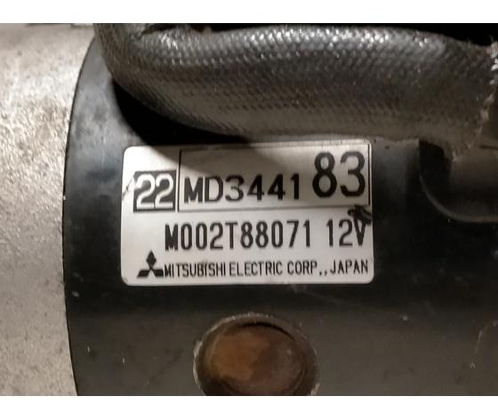 Mitsubishi pajero 2.5  %282%29