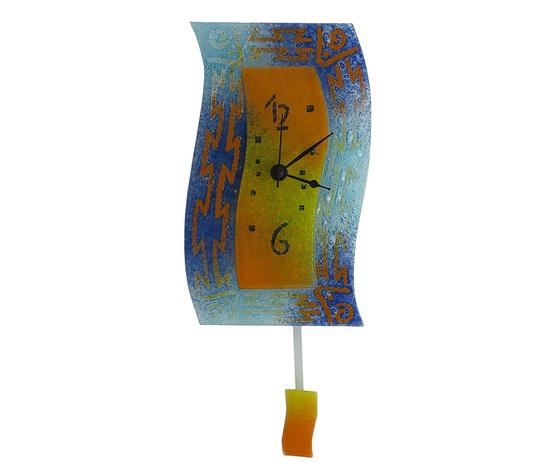 Orologio vetro extro originale arancione