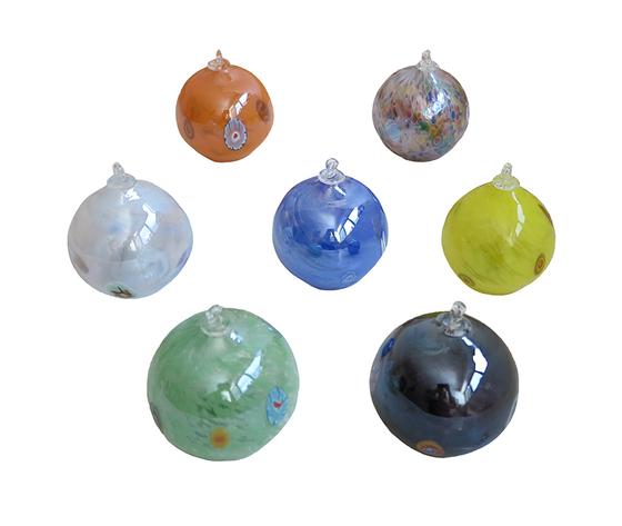 Gruppo sfere luminose