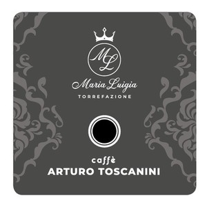 TUBO ARTURO TOSCANINI  (10 CAPS)
