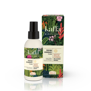 HELAN - KAFFA- Profumo Deodorante Analcolico in spray 100 ml