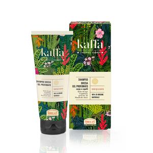 HELAN -KAFFA- Shampoo Doccia Gel Profumato Energizzante 200 ml