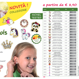 BIOJOUX Kids orecchini