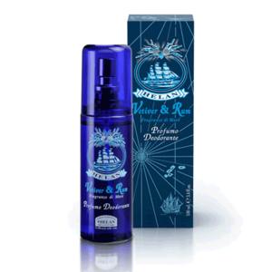 HELAN -VETIVER & RUM- Profumo Deodorante 100 ml