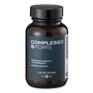 BIOSLINE Principium Complesso B Forte 60 cps