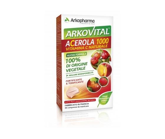 Arkovital acerola it 33259