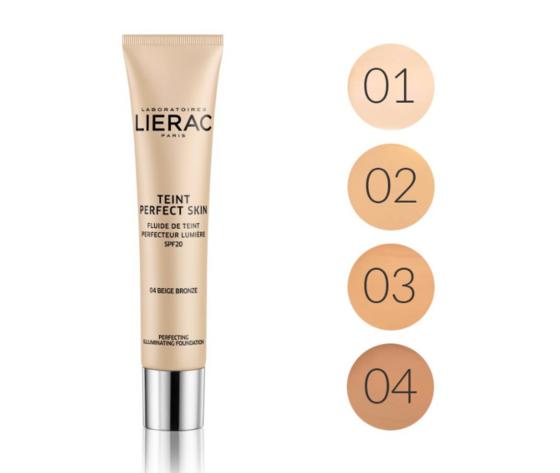 Lierac teint perfect skin beige bronze