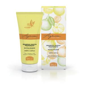 HELAN - AGRUMÈE - Shampoo Doccia Profumato Rivitalizzante 200 ml