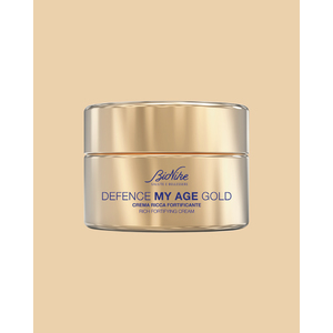DEFENCE MY AGE GOLD CREMA RICCA FORTIFICANTE 50 ml