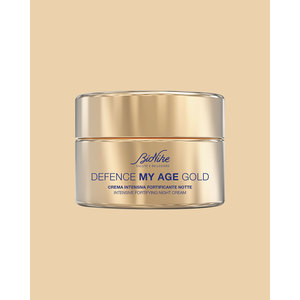 DEFENCE MY AGE GOLD CREMA INTENSIVA FORTIFICANTE NOTTE 50 ml