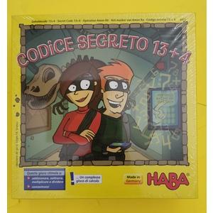 Codice segreto 13+4
