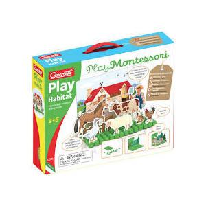 Play habitat Montessori