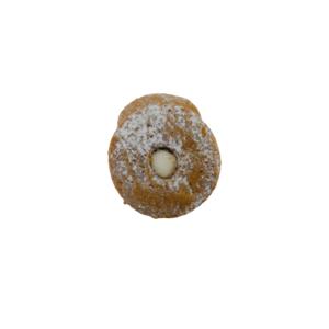 Biscotti Occhi di bue Nutella Bianca