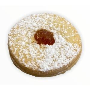 Biscotti Occhi di bue marmellata albicocca